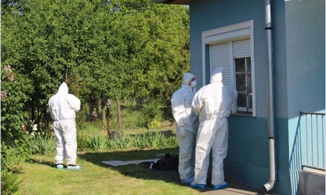Szlovák férfi gyilkolt Borsodban