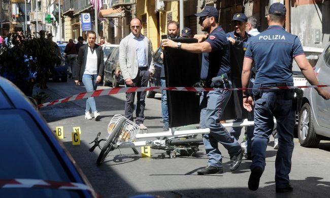 Biciklizés közben lőtték agyon a maffiavezért