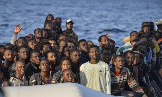Hatalmas migránsroham jöhet még Brüsszel miatt