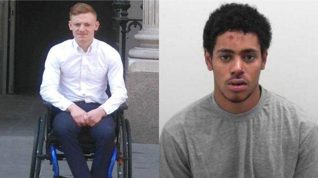 Megrázó véget ért egy focikarrier: örökre tolószékbe kényszerült a fiatal sportoló
