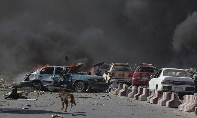 Felrobbant a stáb is a nagykövetségnél, a BBC egyik munkatársa szörnyethalt