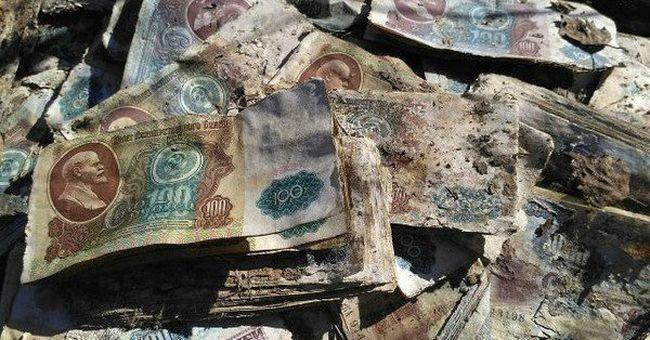 Rengeteg kidobott pénzt találtak egy elhagyott bányában