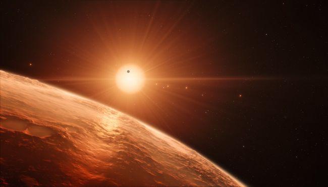 Megtalálhatták az idegeneket: ezeken a bolygókon lehet élet