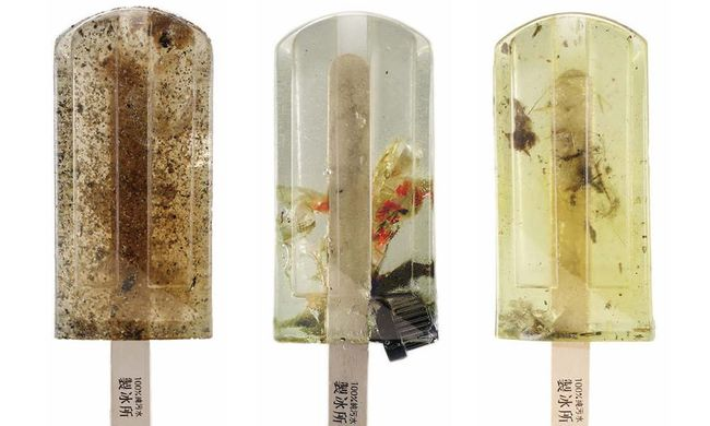 Elrettentő, mégis gyönyörű jégkrémek szembesítenek minket egy fontos dologgal