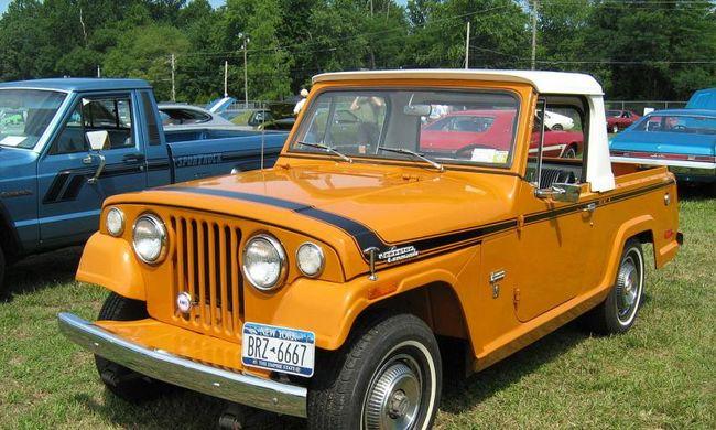 Amerikai história: a Jeep története - polgárosodás (2.)