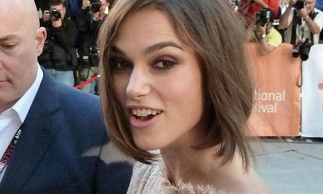 Bárki összefuthat a belvárosban az Oscarra jelölt színésznővel, nálunk forgat
