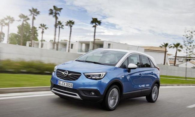 Vezettük a legújabb Opelt
