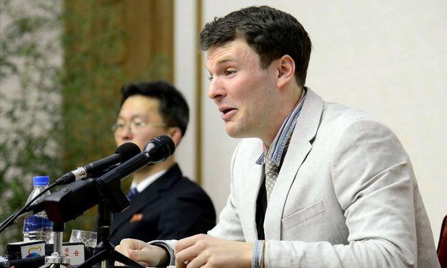 Borzalmas állapotban szabadult Észak-Koreából egy fogoly