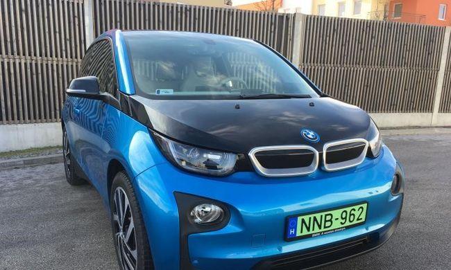 BMW i3 teszt: elnyújtott élmények