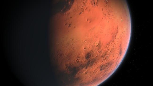 Hihetetlen jelenséget fedeztek fel, hóviharok tombolnak a Marson