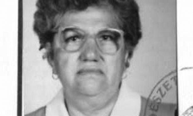 Eltűnt Bende Gáspárné, az idős asszony veszélyben lehet