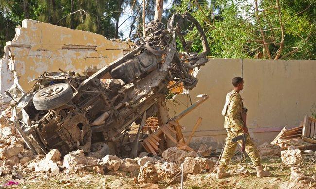 Újabb robbantásos terrortámadás, véres holttestek mindenütt