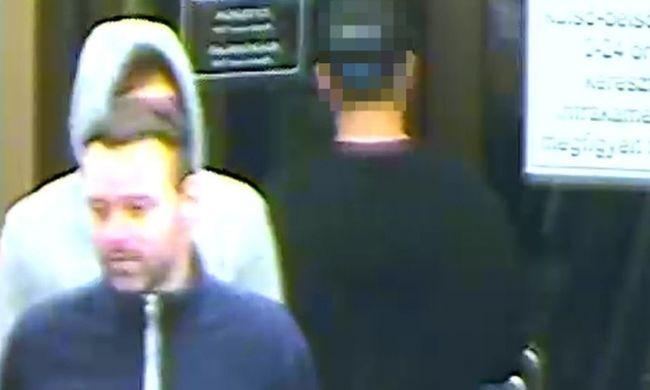 Trükkös tolvajt és társait keresi a rendőrség, felismeri őket?