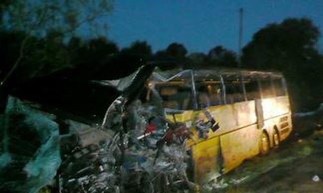 Most jött a hír: súlyos buszbaleset történt, rengeteg a halott
