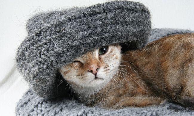Szokatlanul hideg lesz a hétvége, az enyhülésre eddig kell várnunk