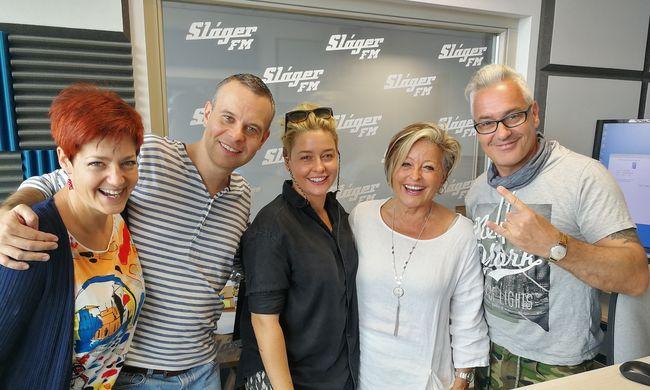 Rádiósként debütált Wossala Rozina a Sláger FM-en