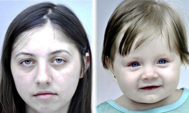 Kislányával együtt tűnt el Mónika