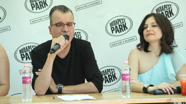 Ünnepi koncertek a Budapest Parkban