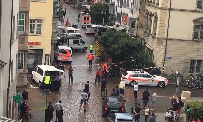 Láncfűrészes támadás történt a városban, súlyos sérültek is vannak