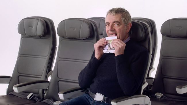 Ilyen videót még légitársaság nem készített