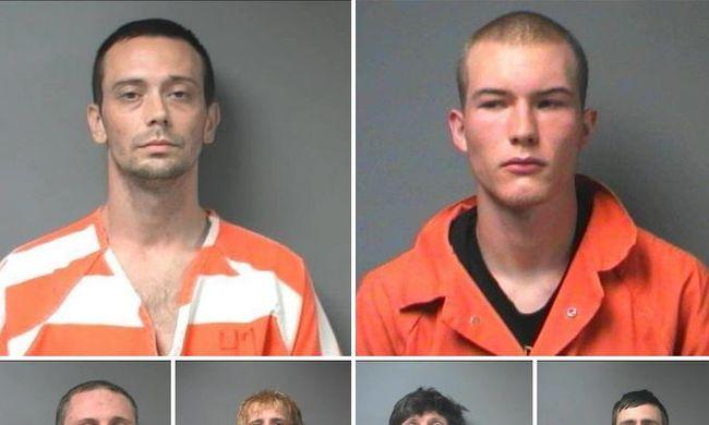 Egyszerre 12 veszélyes rab szökött meg, egyikük még szökésben van
