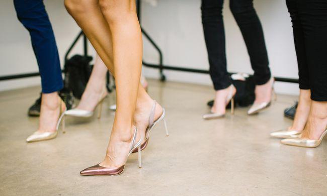 Újra fellángolt a cipővita, nem lélegezhetnek fel a nők