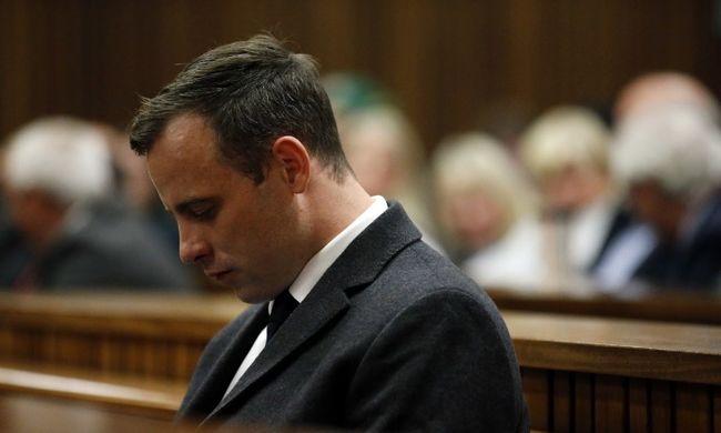 Szívroham gyanújával került kórházba Oscar Pistorius
