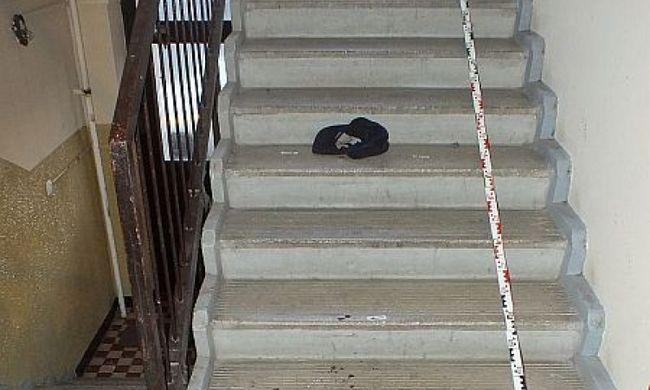Véres őrjöngés: lépcsőházban ölt a győri gyilkos