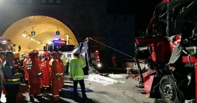 Súlyos buszbaleset történt: rengeteg utas életét vesztette