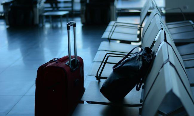 Budapesten vették észre az utasok, hogy kifosztották poggyászaikat