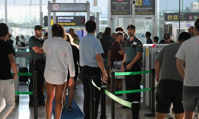 Egy percet sem dolgoznak - nem tudni, meddig tart a reptéri dolgozók sztrájkja