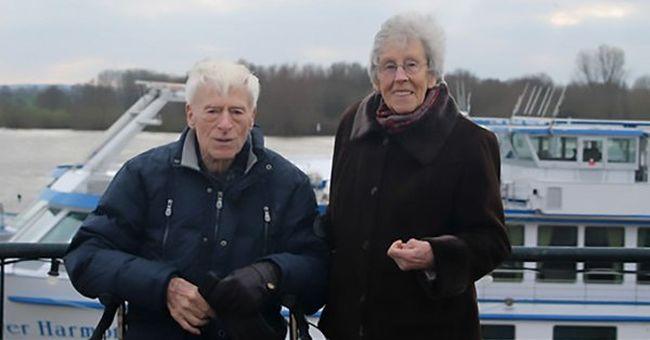Megcsókolták egymást, majd kézen fogva elhunytak - a 91 éves pár pont ezt akarta