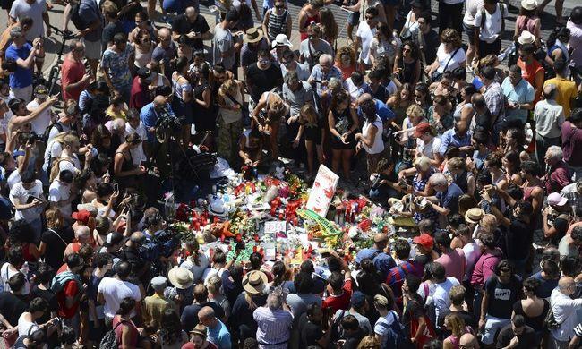 Most jelentették be: a barcelonai gázolót is agyonlőtték
