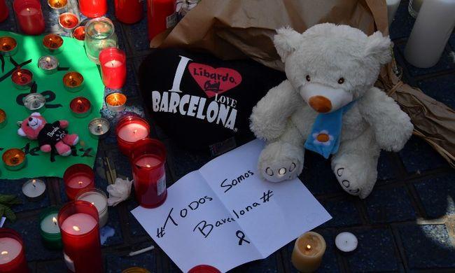 Csoda: Manchester után a barcelonai támadást is túlélte a pár