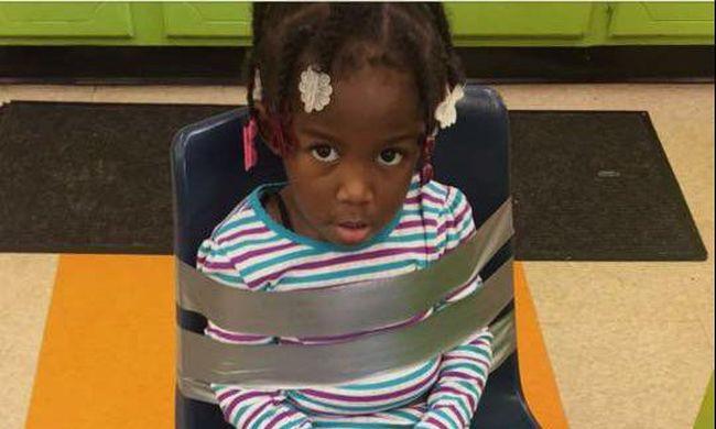 Kikötözték az óvodában a négyéves kislányt, az anya hónapokkal később tudta meg
