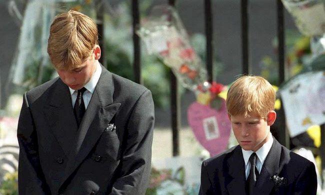 """""""Apa mondta el, hogy anya meghalt"""" - fájdalmas vallomás a hercegektől"""