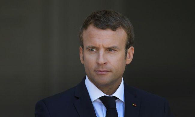 Kiábrándultak a franciák Macronból
