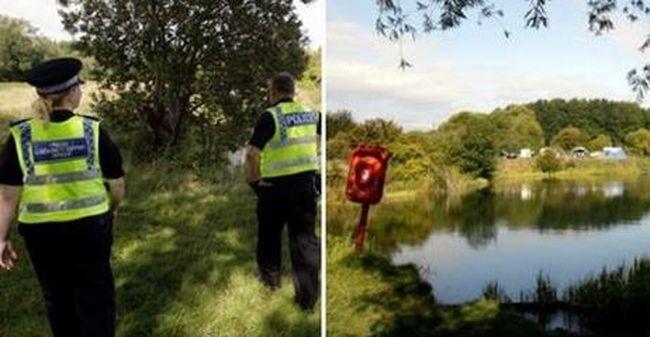 Nagy erőkkel keresték a tóban elsüllyedt férfit, csak holtteste került elő