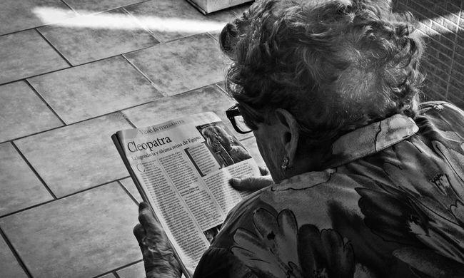 Elárulta a hosszú élet titkát a 105 éves asszony, a szinglik örülhetnek