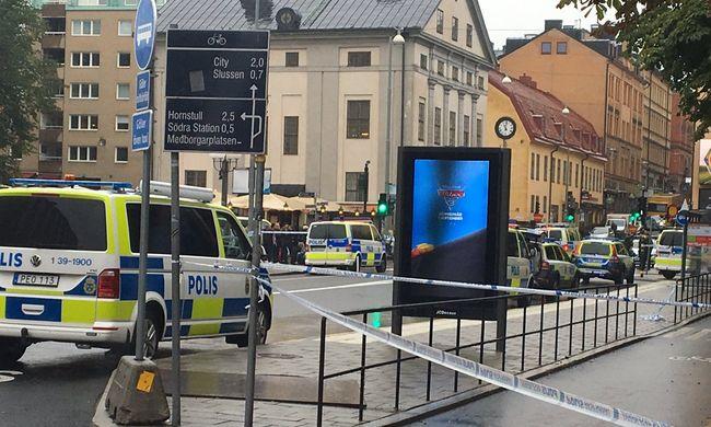 Készültségben a rendőrök, egyenruhást késeltek a metrómegállónál