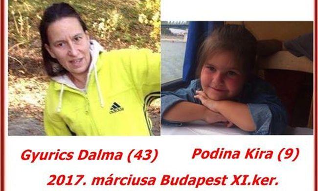 Kislányával tűnt el a magyar anyuka, nagy veszélyben lehetnek