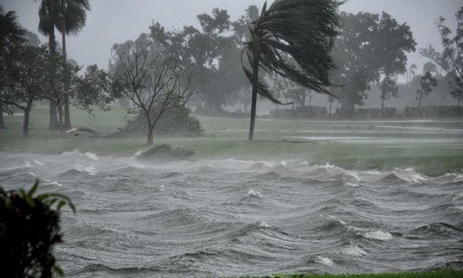 Ijesztő összefüggés: nálunk is jelentkeznek a hurrikánok hatásai