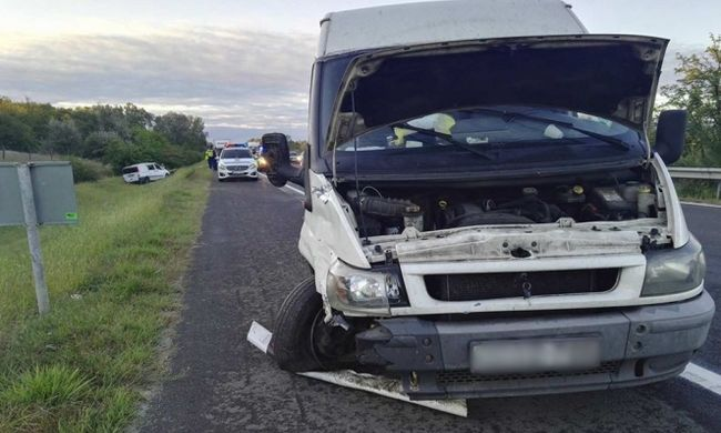 Megrázó fotó: tragikus balesetben hunyt el egy ember hajnalban
