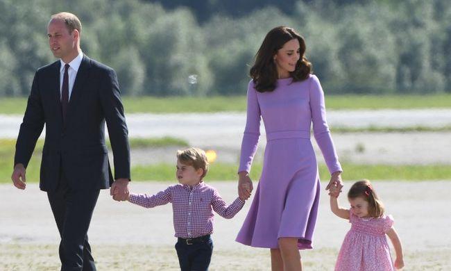 Meglepő dolgokat mondott gyerekeiről Vilmos herceg