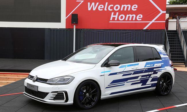 Különleges hibridautók érkeznek a Volkswagen-találkozóra