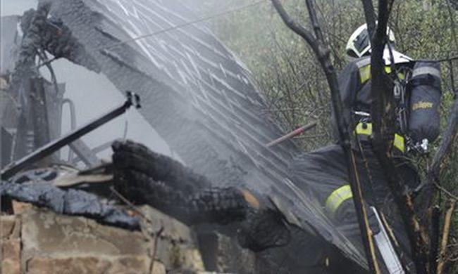 Megrázó fotó: egy ember meghalt a budaörsi tragédiában