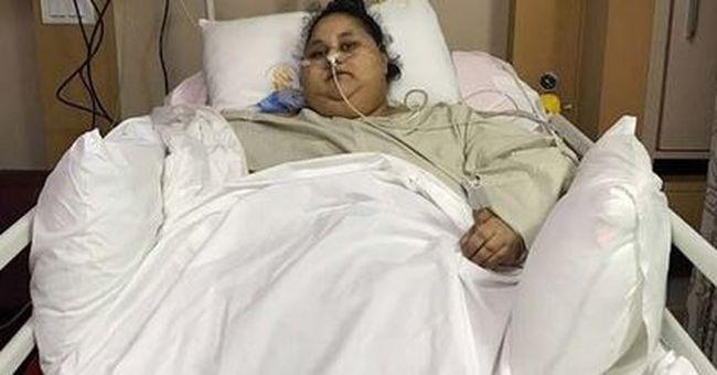 Meghalt a nő, akit azért műtöttek, mert ő volt a legkövérebb a világon