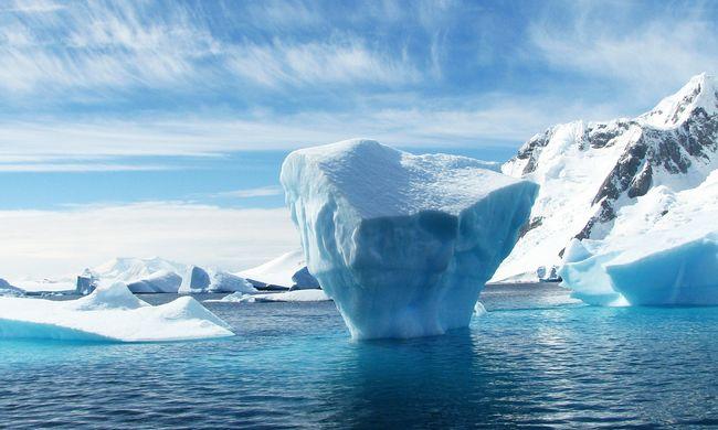 Sosem volt még ilyen kicsi: riasztó mértékben csökkent a tengeri jég mérete