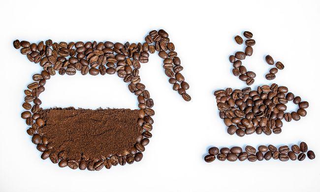 Kiderült: imádjuk a kávét