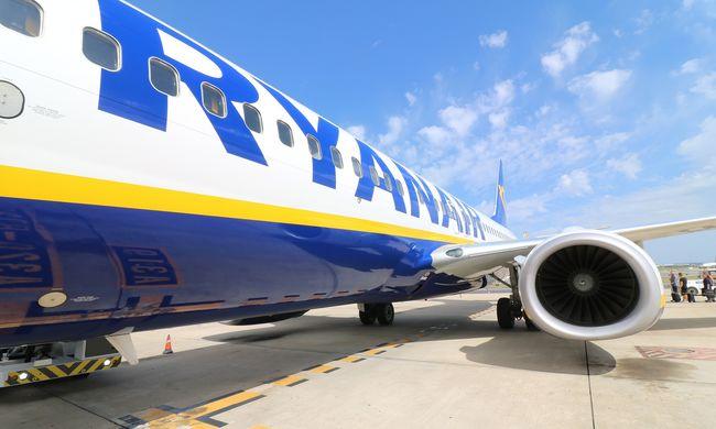 Sztrájkba kezdenek a dolgozók, hatszáz járatot töröl a Ryanair